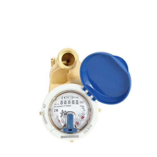 Water Meter MNK-N-FA downstreaming pipe model