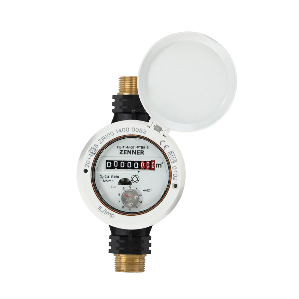 Positive Displacement meter RTKD-L with modulator disc