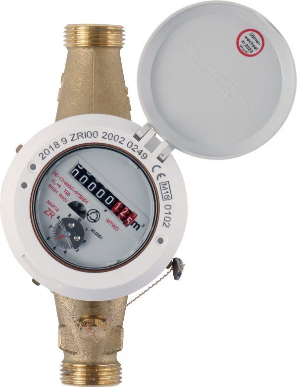 Hot water meter MTWD-M, for radio via wM-Bus