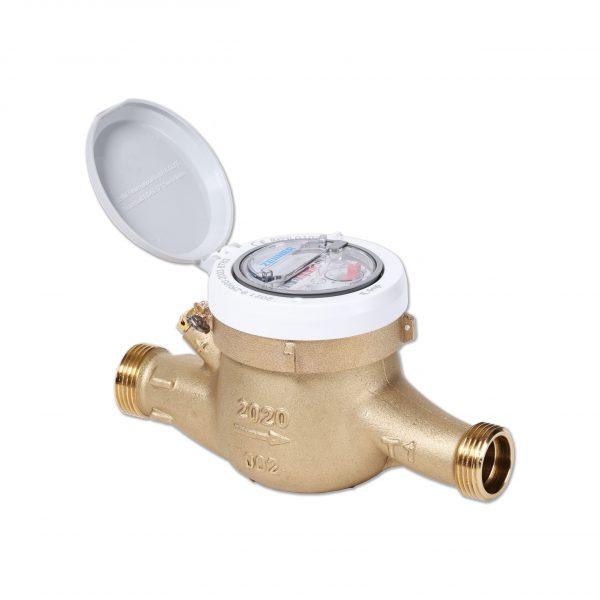Hot water meter MTWD-N with modulator disc