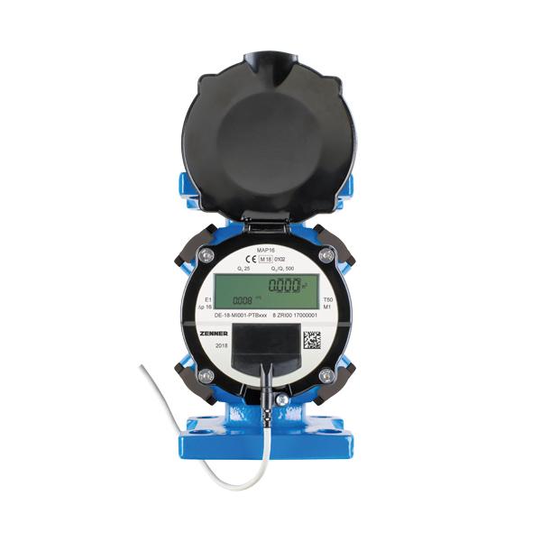 Ultrasonic bulk water meter IUW