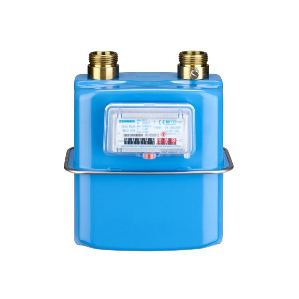Atmos® wide-range diaphragm gas meters  WG2.5S