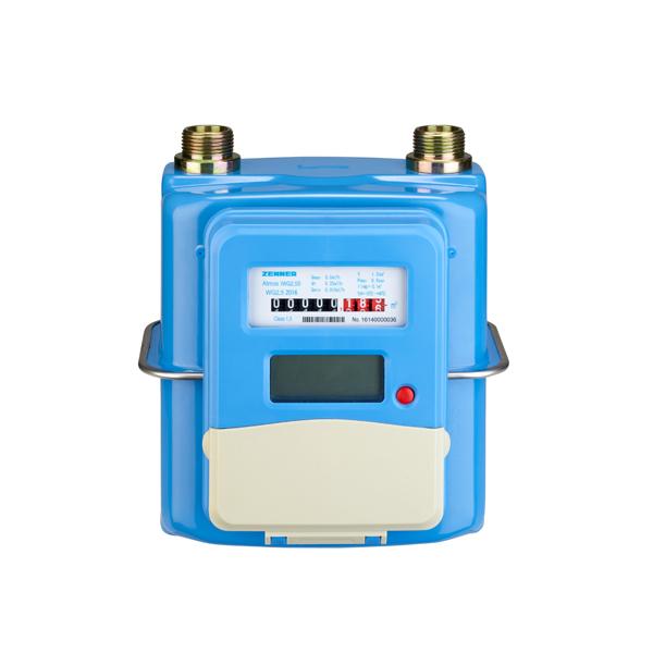 Atmos® diaphragm gas meter IG1.6S, IG2.5S, IG4S