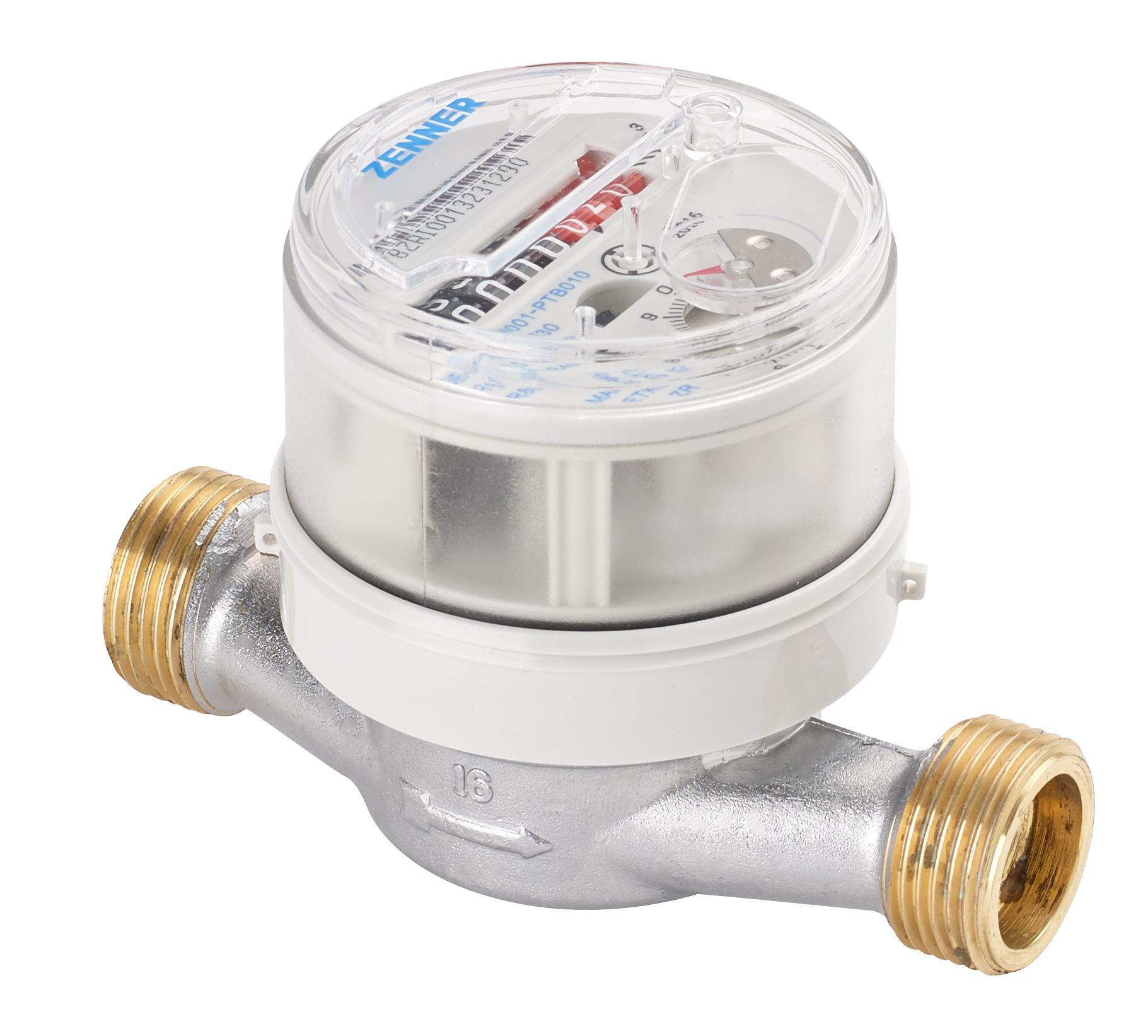 Produktbild Wasserzähler ETKD und ETWD