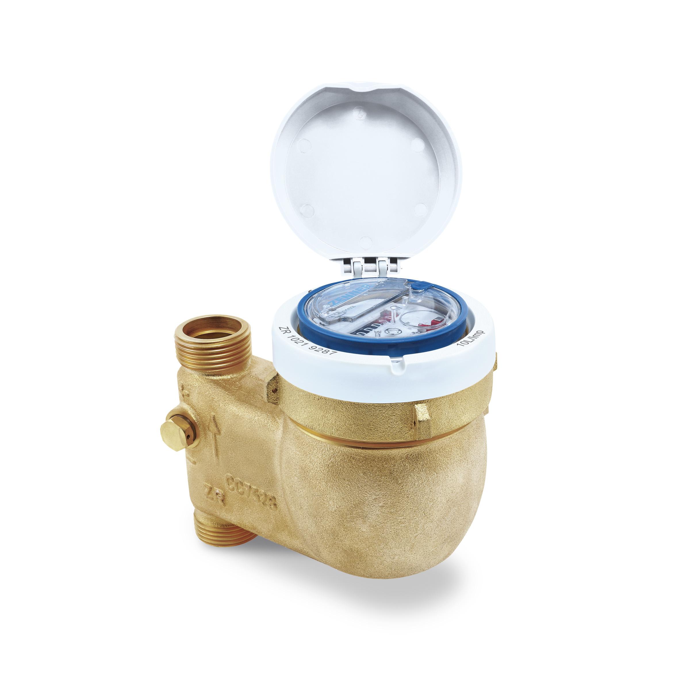 Water meter MTKD-N-ST in a standpipe design